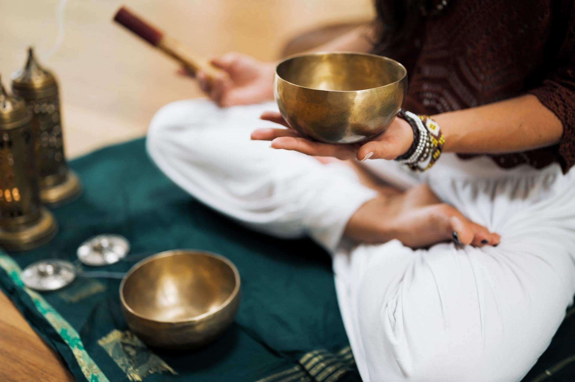 méditation à la maison : produits de développement personnel