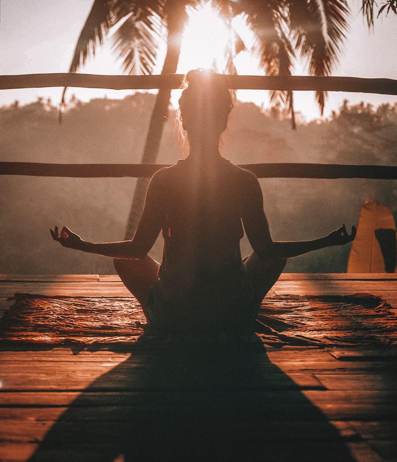 méditer chez soi